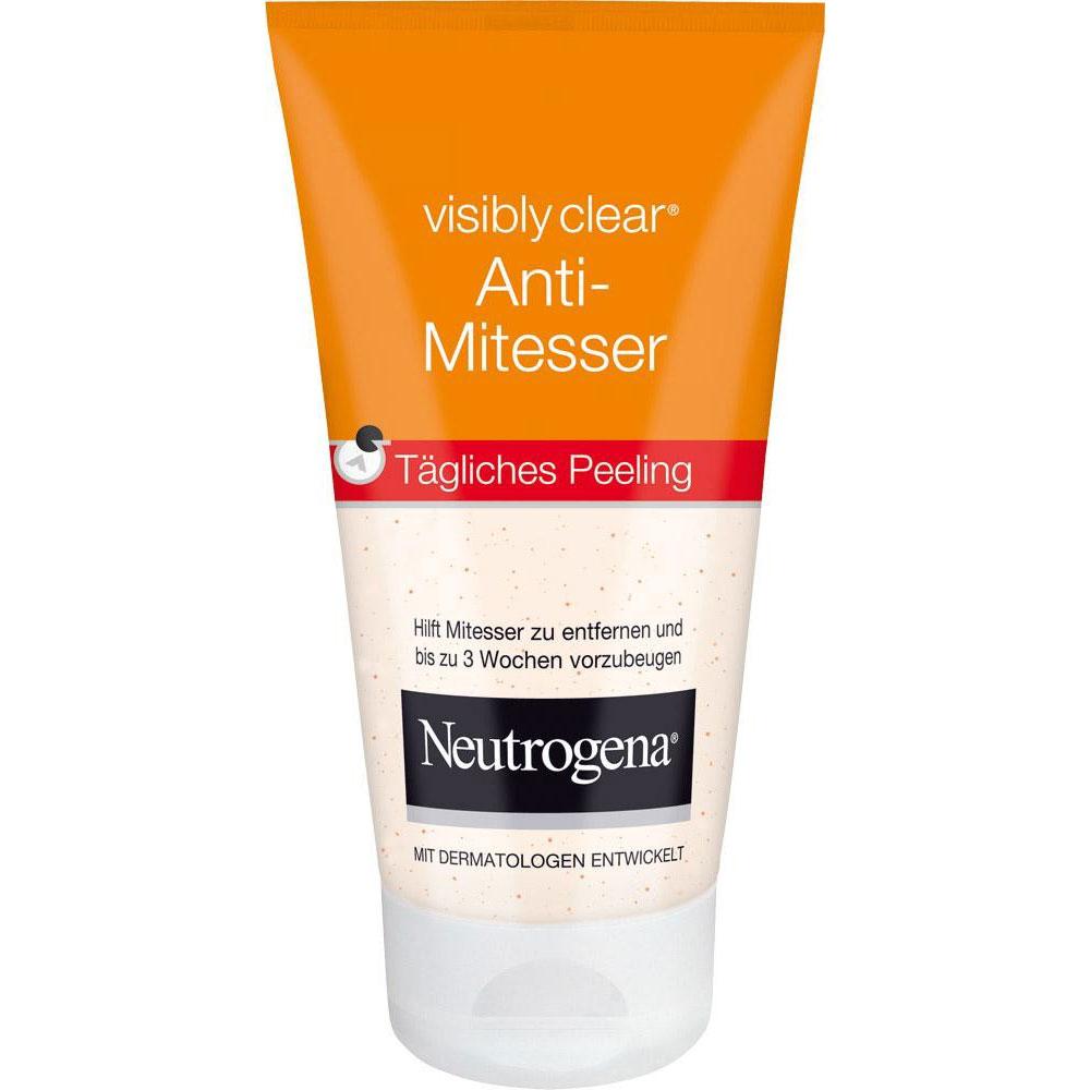 Neutrogena® visibly clear® AntiMitesser Tägliches Peeling