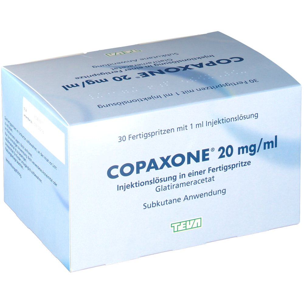 COPAXONE 20MG/ML INJEKT - shop-apotheke.com
