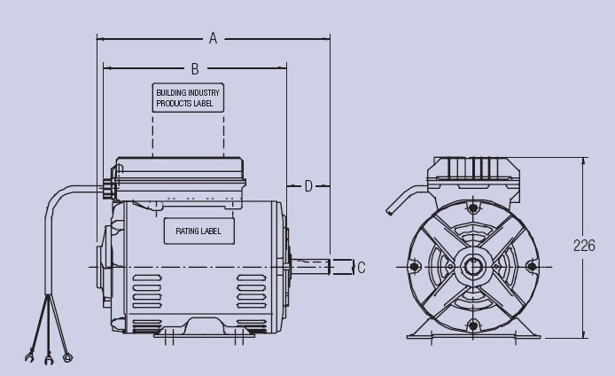 leeson 5hp motor wiring diagram 1992 club car ds brook crompton betts motors - impremedia.net