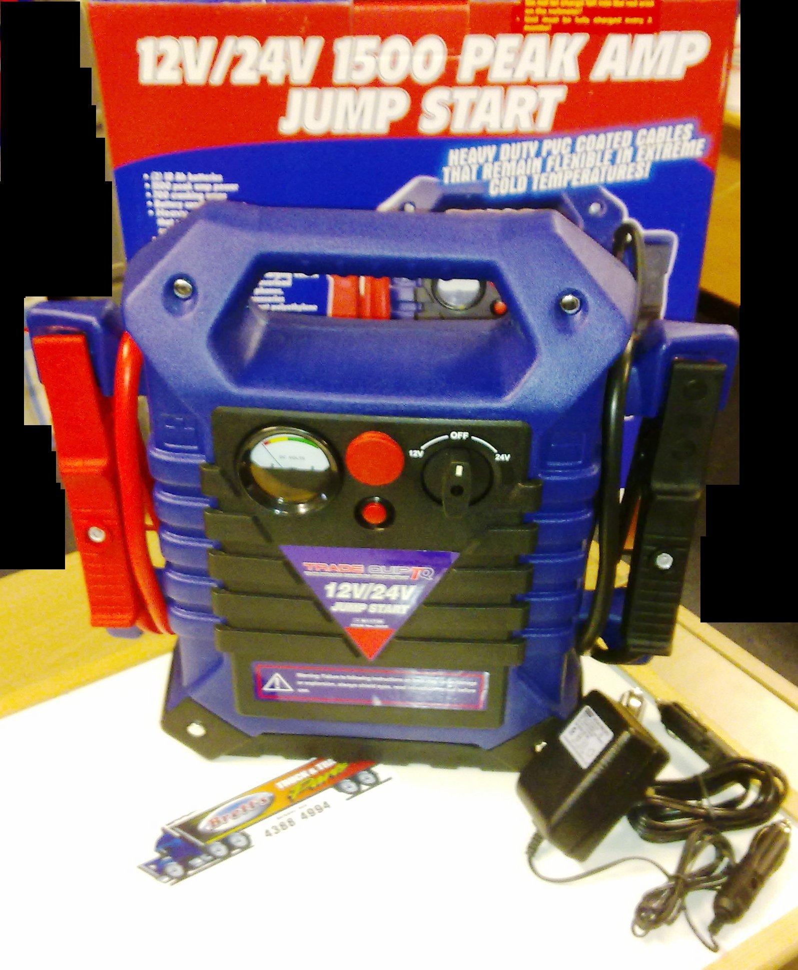 All Start Jump Starter Wiring Diagram In Addition 24 Volt Starter
