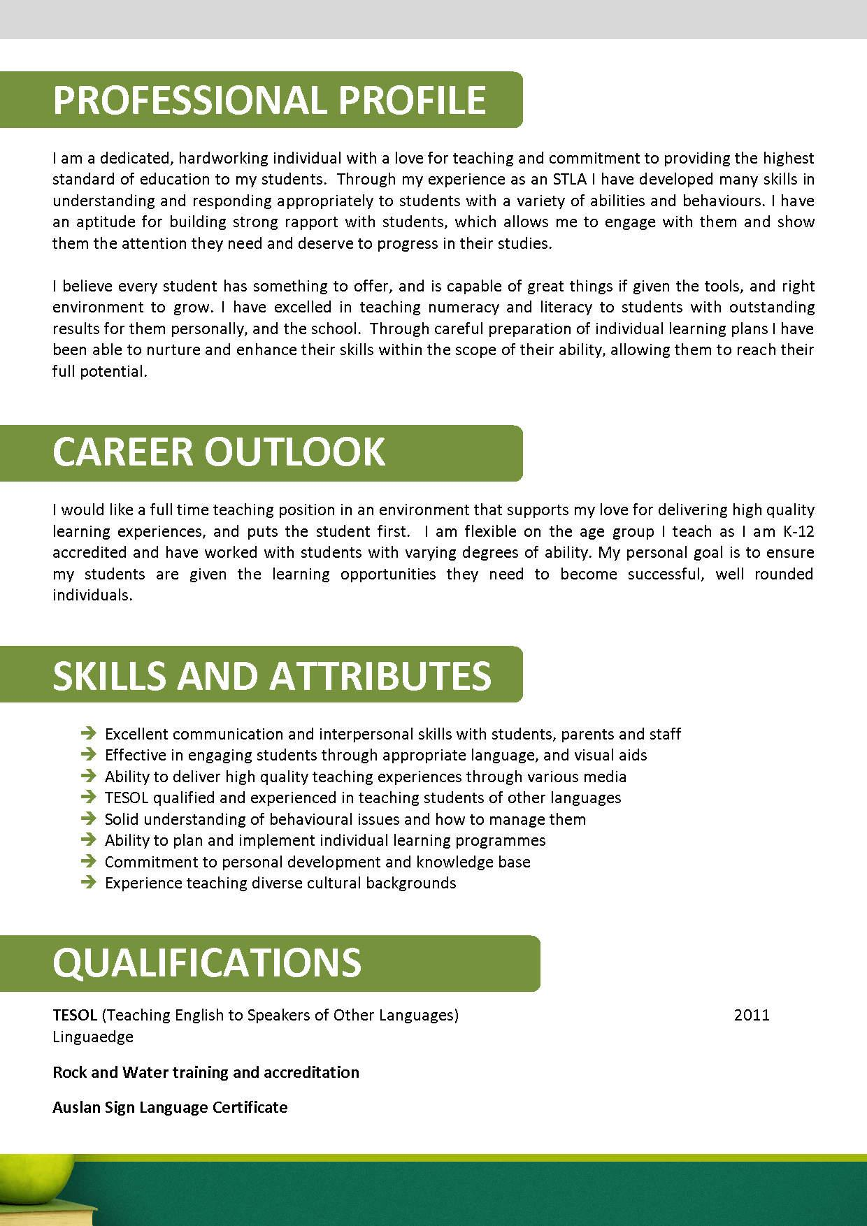 How To Write An Australian Resume We Can Help With Professional Resume Writing Resume