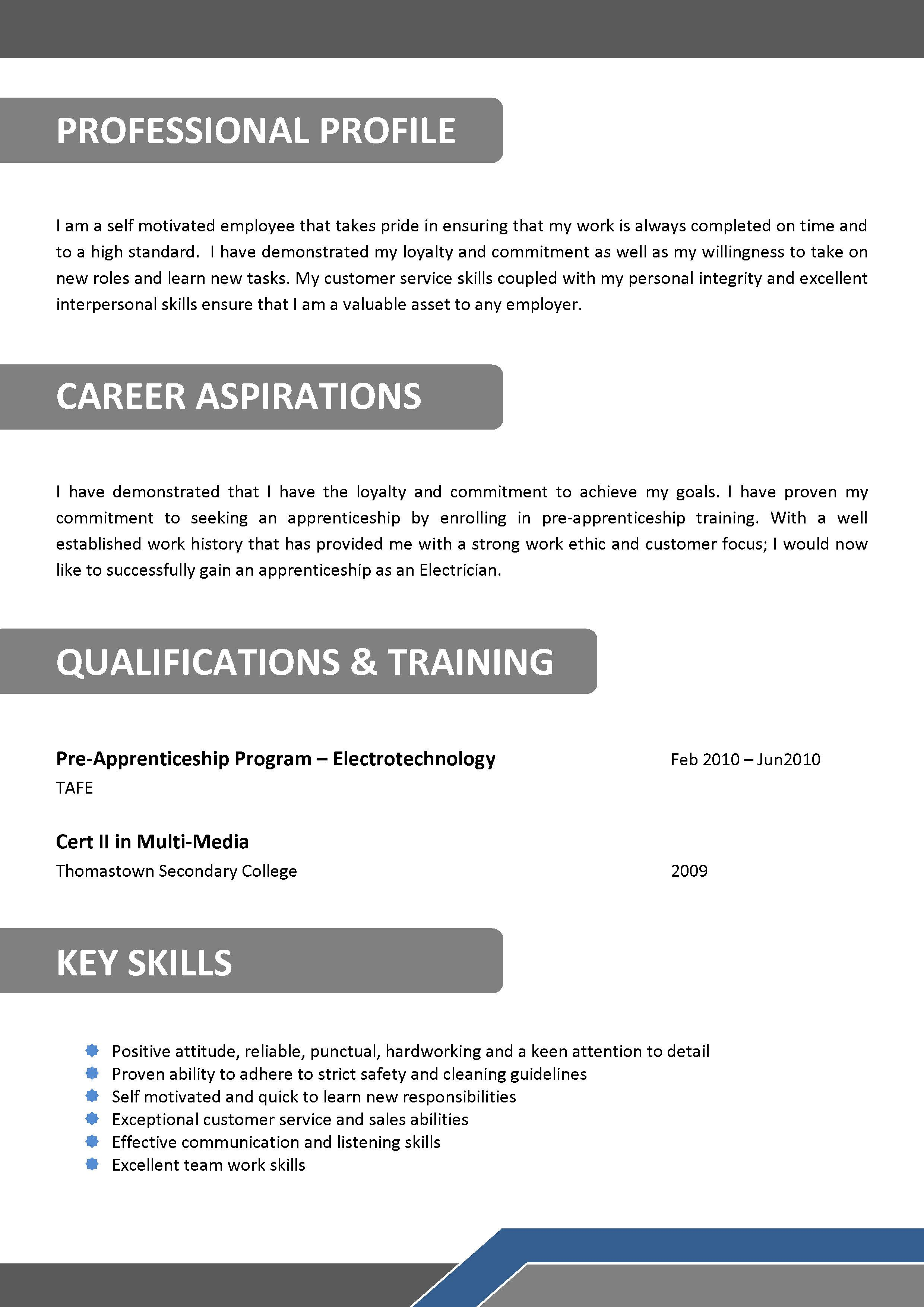 self motivated resume examples - Resume Examples Free Download