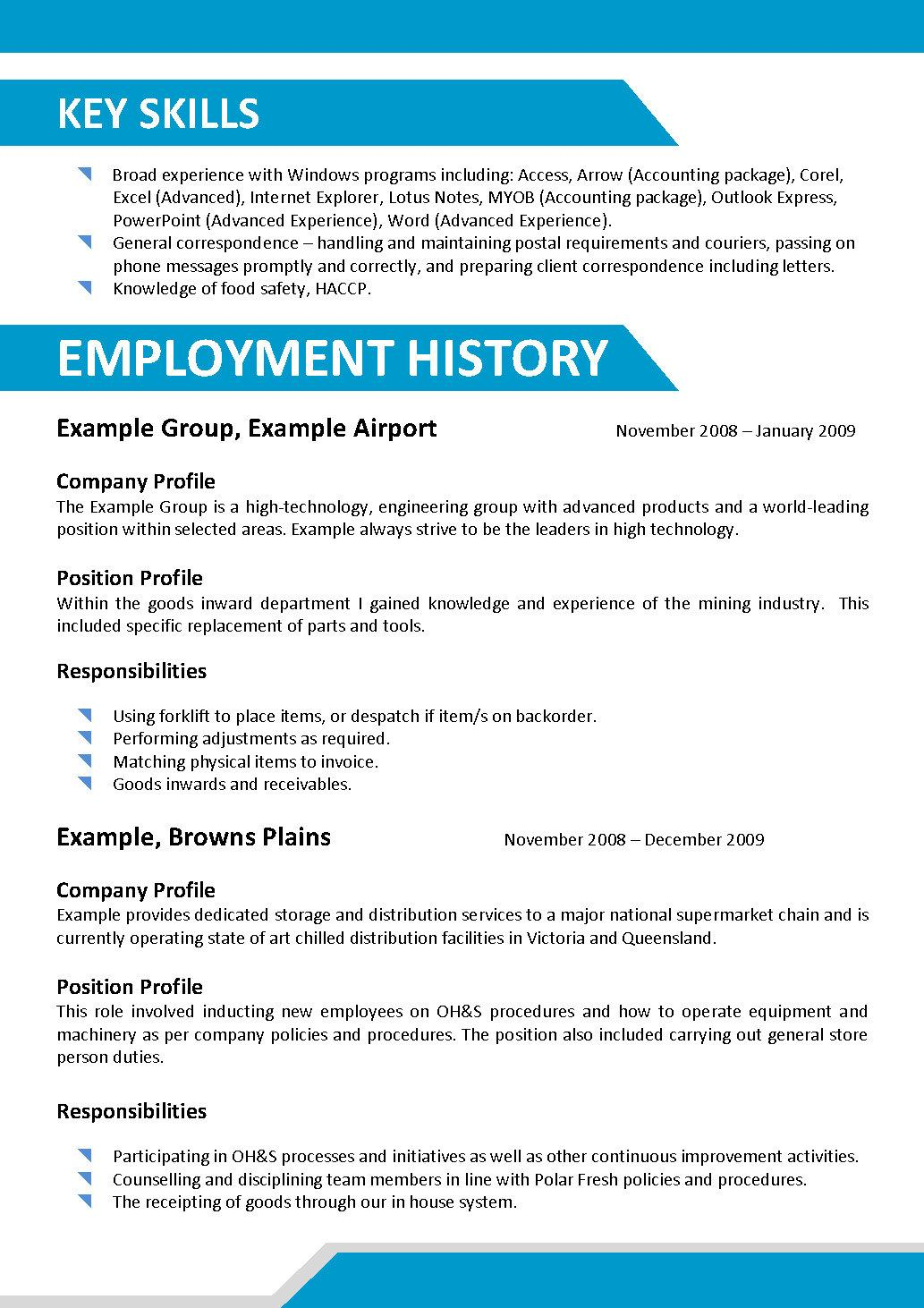 Australian Resume Template Accountant Resumes Australia Search Results Calendar 2015