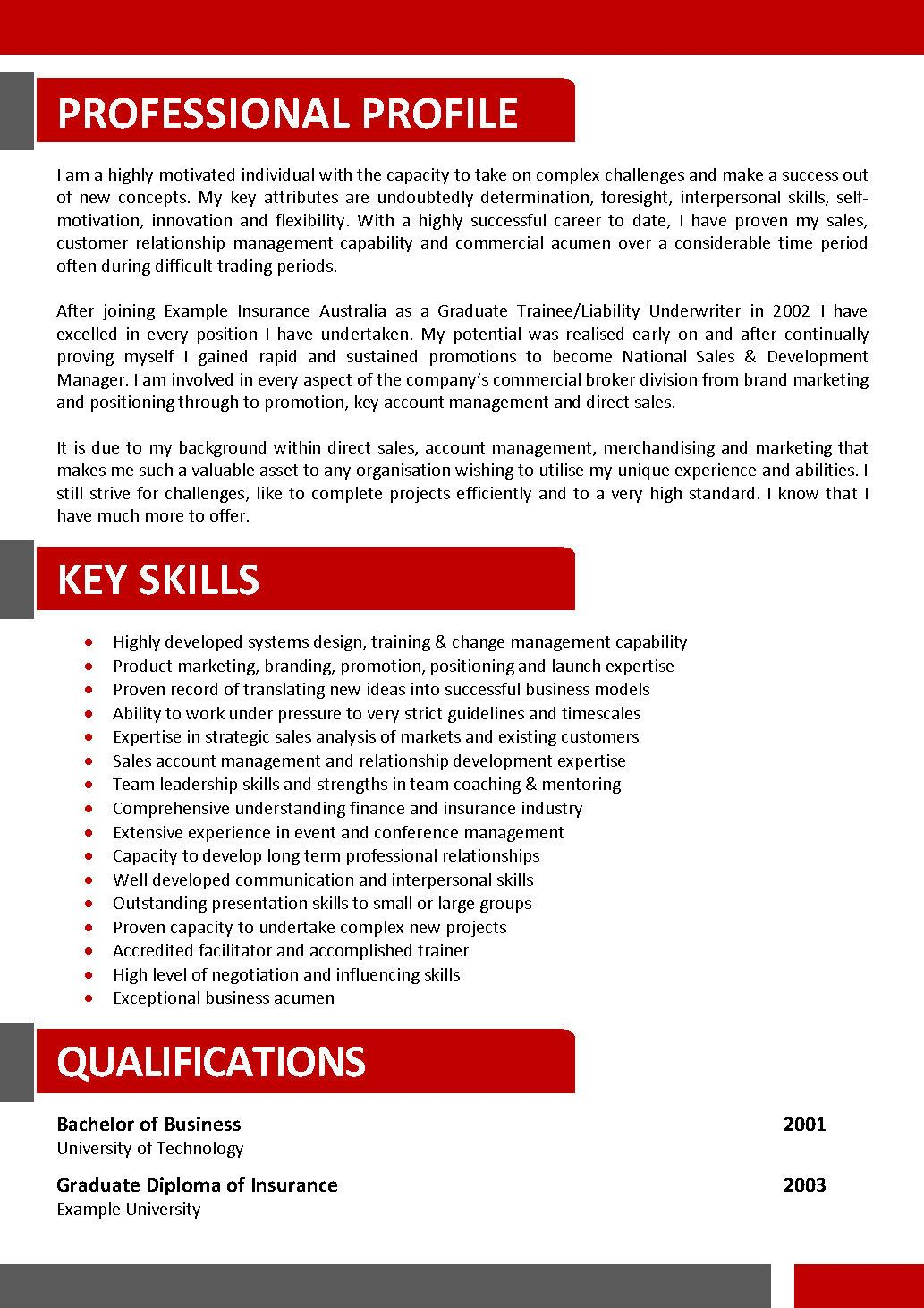 Resume Template For Marketing We Can Help With Professional Resume Writing Resume