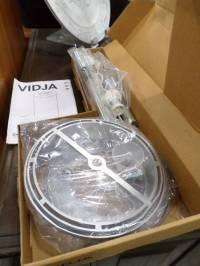 Ikea Vidja Floor Lamp Turquoise  Nazarm.com