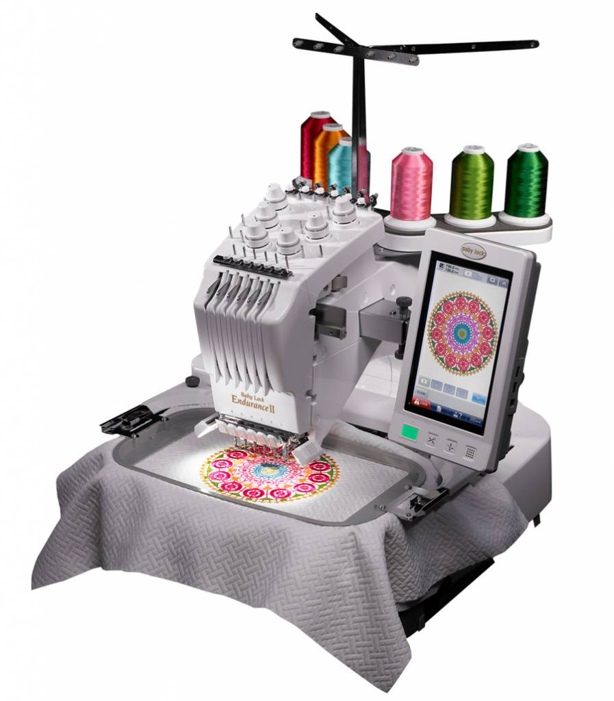 Embroidery Machines Personal  Commercial High Quality