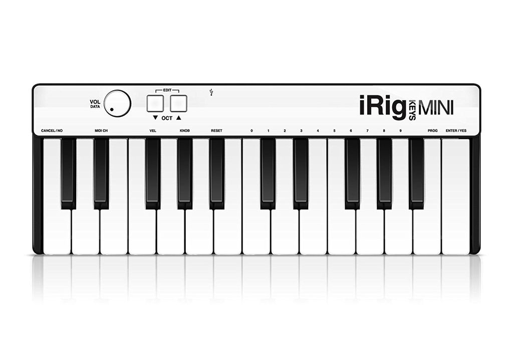 IK Multimedia IK Multimedia iRig Keys Mini 25-Key Midi