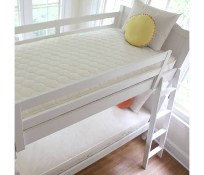 Naturepedic Organic Cotton Twin Mattress By