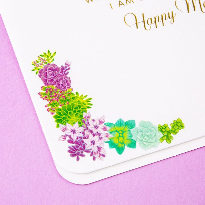 Papyrus Greetings Mothers Day Card Moms Sparkling