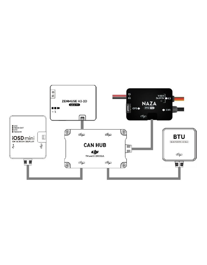 Dji Naza Lite Wiring Diagram Auto Electrical Motor Related With