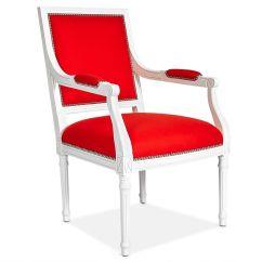 Jonathan Adler Chair Chairs Folding Metal Orange Louis Arm Wostbrock Home