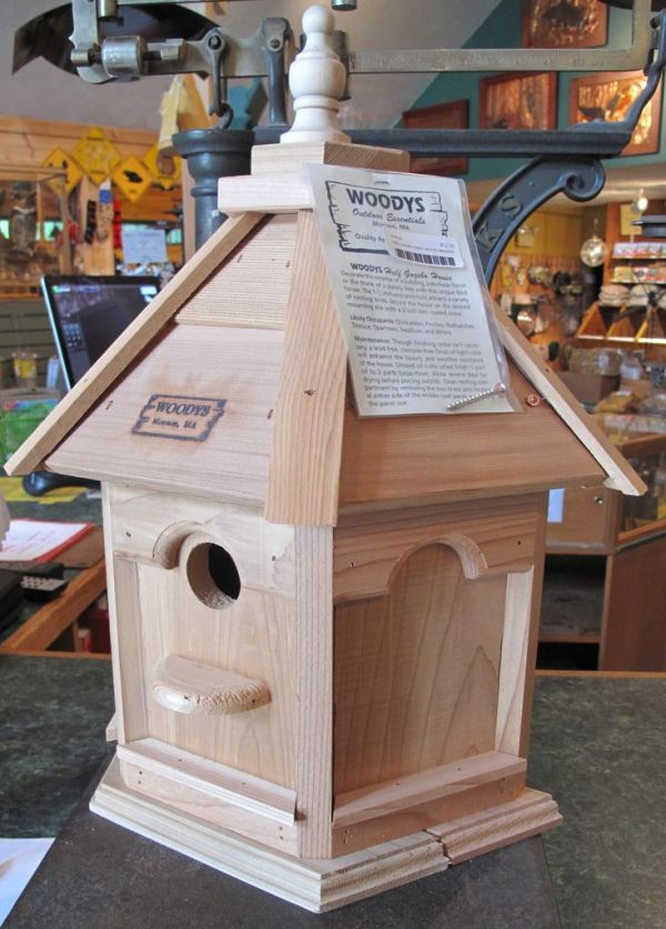WOODY39S HALF GAZEBO HOUSE The Bird Store And More
