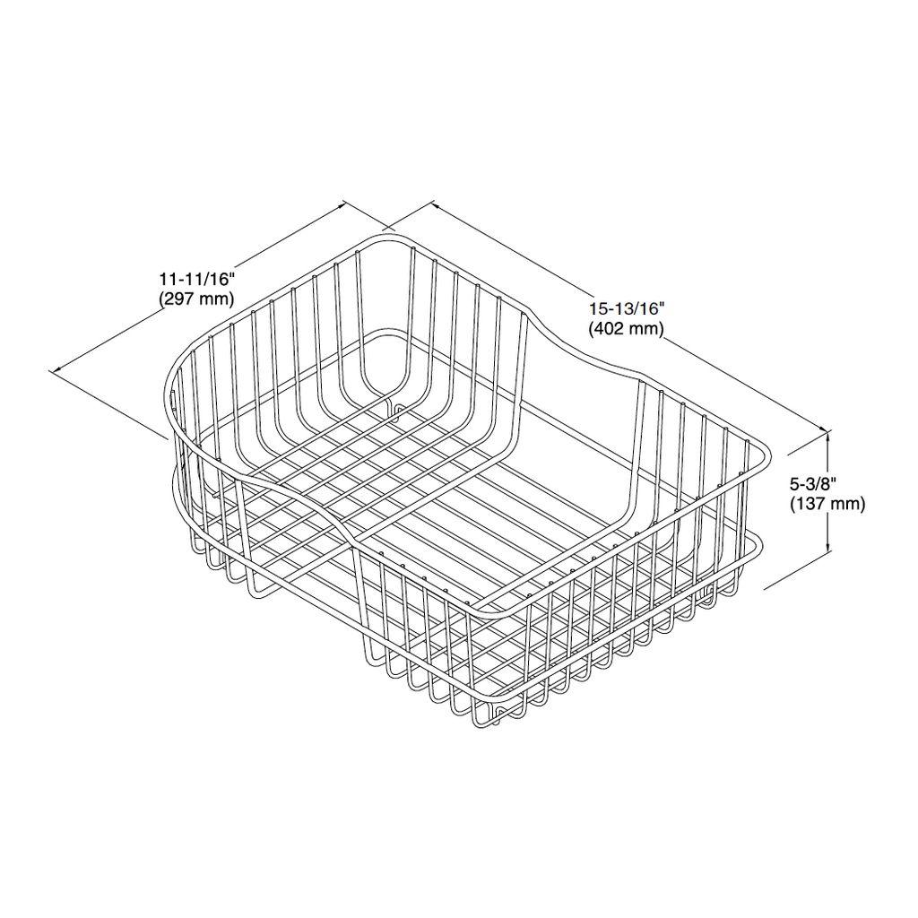Kohler K Wire Rinse Basket