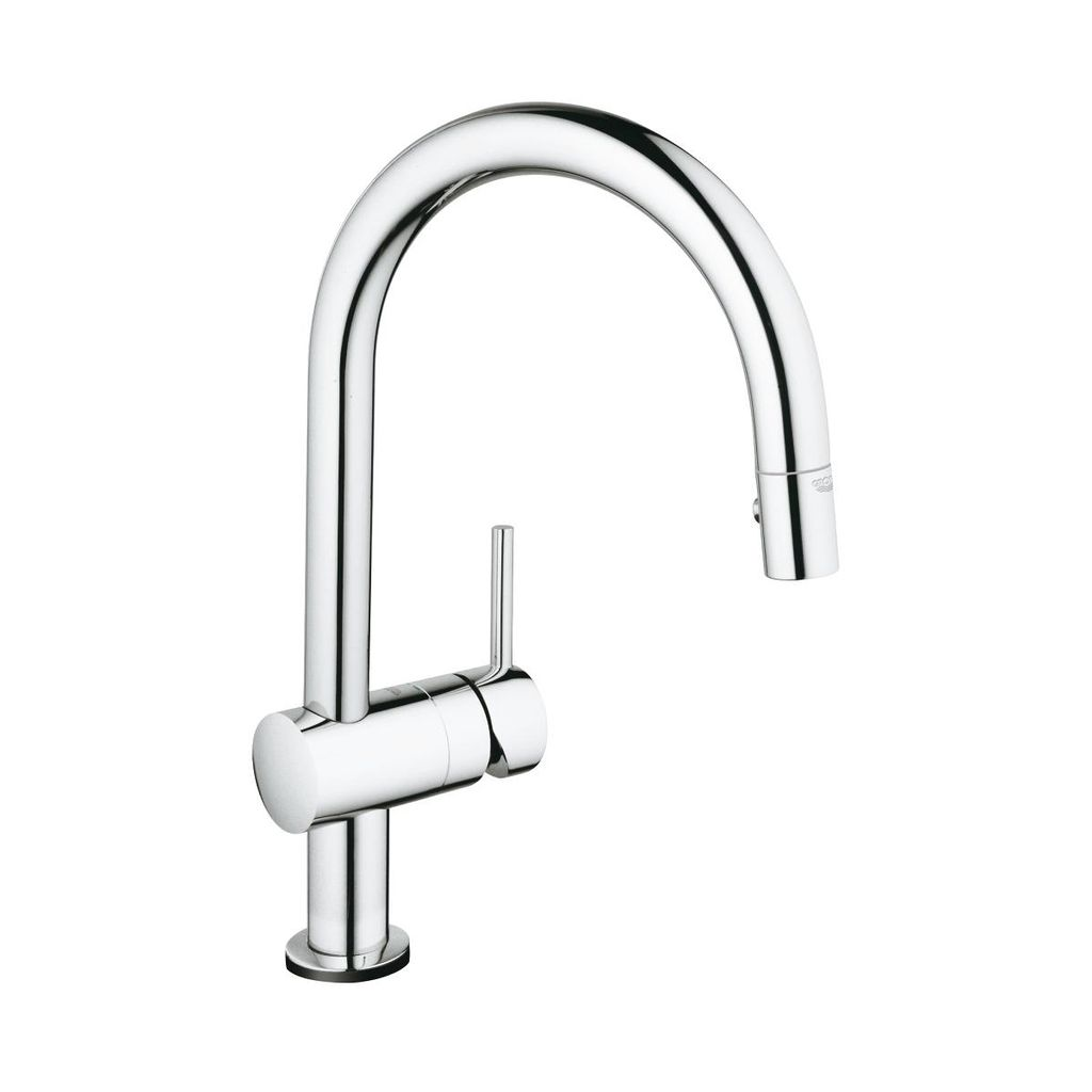 Grohe Minta Touch Single Handle Electronic Faucet