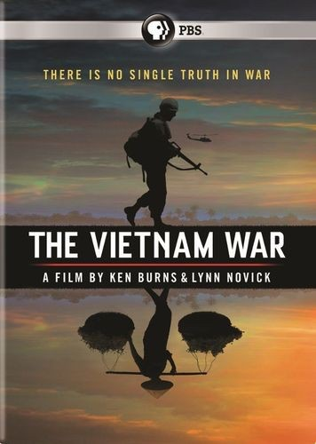 KEN BURNS THE VIETNAM WAR DVD  The Store at LBJ