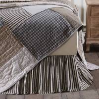 Ashmont Bed Skirt | Ashmont Bedding & Quilt Collection ...
