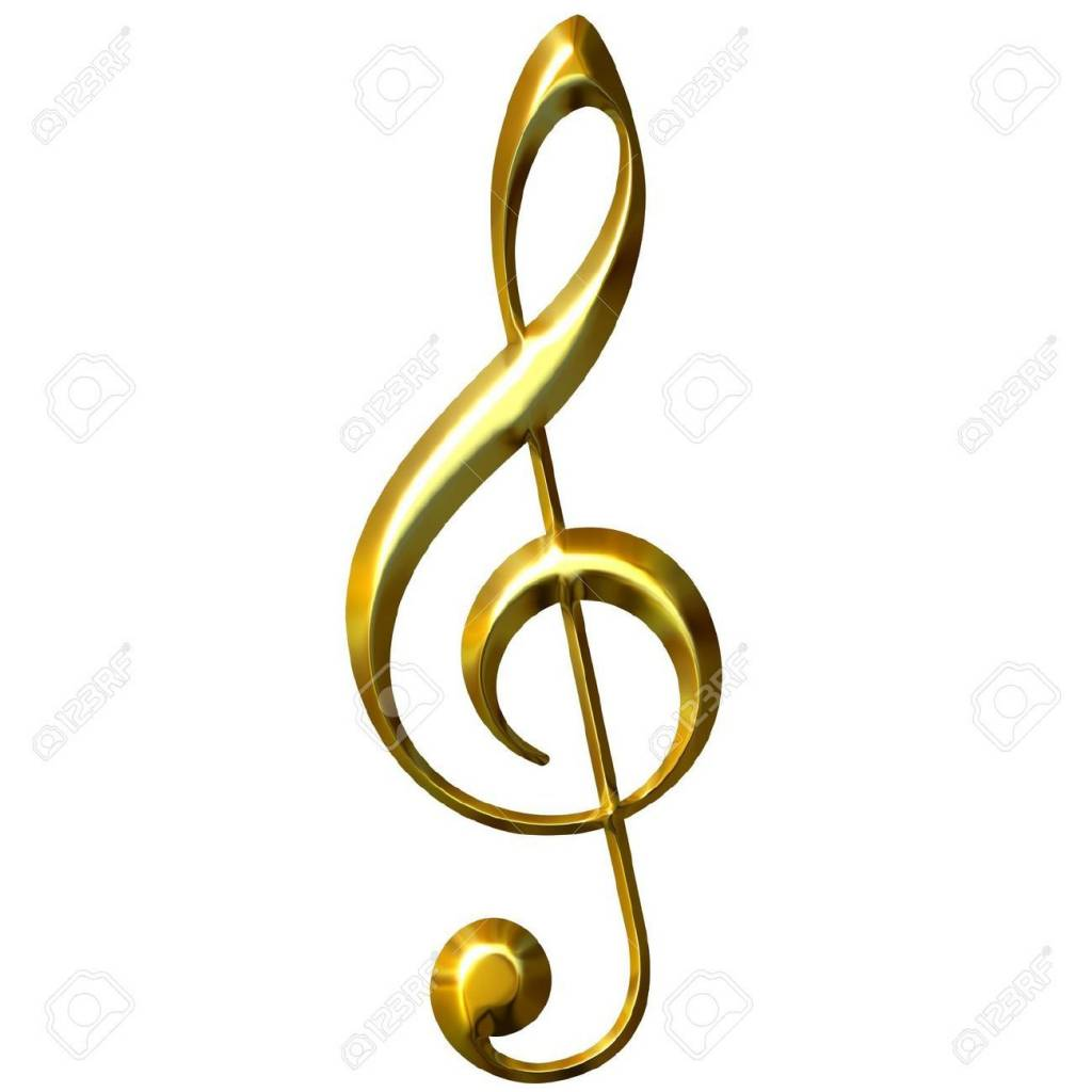treble clef music store