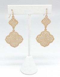 Gold Filigree Earrings Filigree Earrings For And Online ...