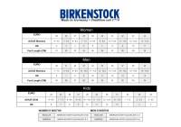 Birkenstock | Birkenstock Size Conversion Chart | Shop ...