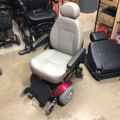 Power Chair For Sale Eames Dining Canada Used Equipment Cse Mobility And Scrubs Pride Jazzy Select Wheelchair