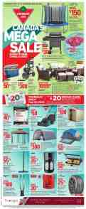 Canadian Tire Canada Flyer Mega Sale On May 16 May 23 2019 Shopping Canada