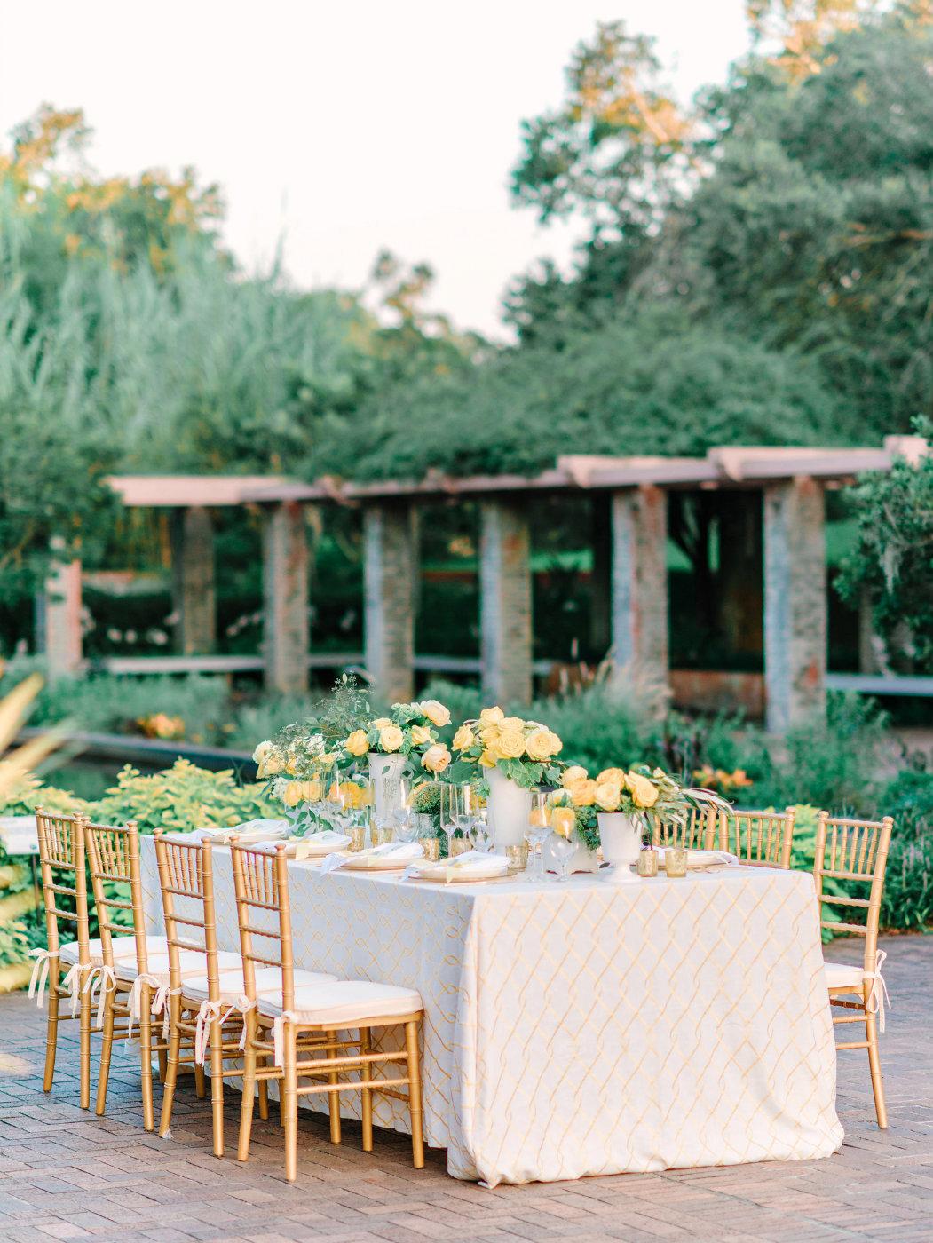 Brookgreen Gardens Fairytale Wedding Photography by