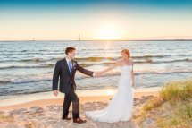 Traverse City Michigan Wedding Lux
