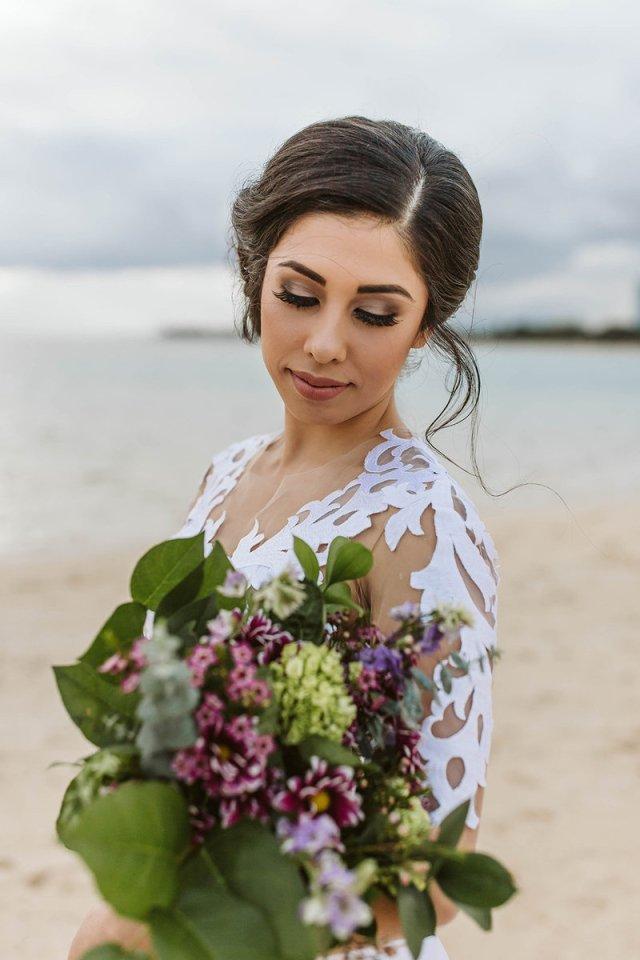 perfectly made hawaii | hairstylist | airbrush