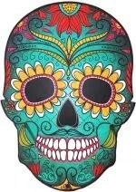 Tattoo Caveira Mexicana Masculina Significado