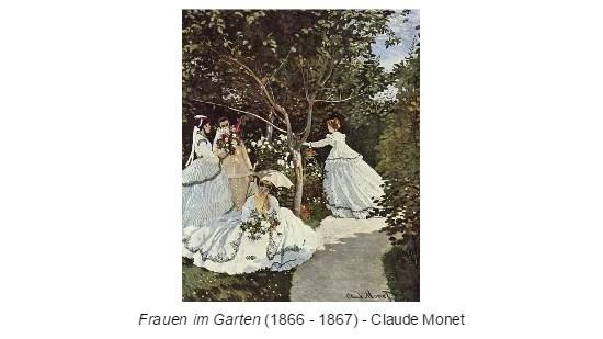 Claude Monet - Impressionismo