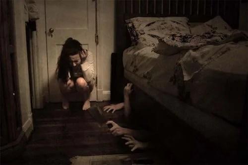 Criaturas debaixo da cama