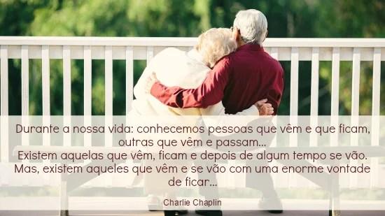 Nostalgia - Frases - Chaplin
