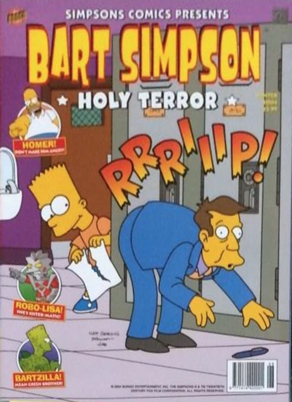 Bart Simpson  Wikisimpsons the Simpsons Wiki
