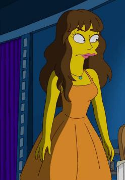 Zooey Deschanel  Wikisimpsons the Simpsons Wiki