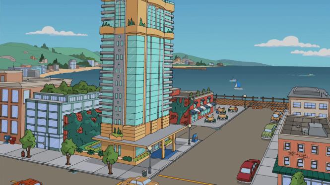 Apartment Building Png