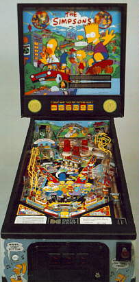 The Simpsons Pinball Wikisimpsons The Simpsons Wiki