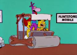 the flintstones wikisimpsons the