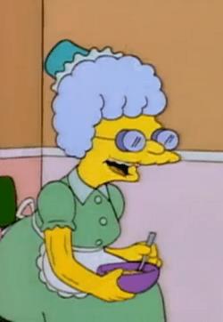 Alvarine Gurney Wikisimpsons The Simpsons Wiki