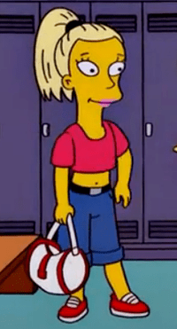 Carrie  Wikisimpsons the Simpsons Wiki
