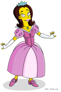 Princess Penelope Wikisimpsons The Simpsons Wiki