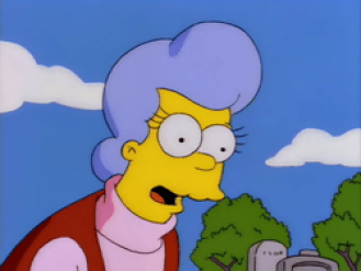 Mother Simpson - Wikisimpsons, the Simpsons Wiki