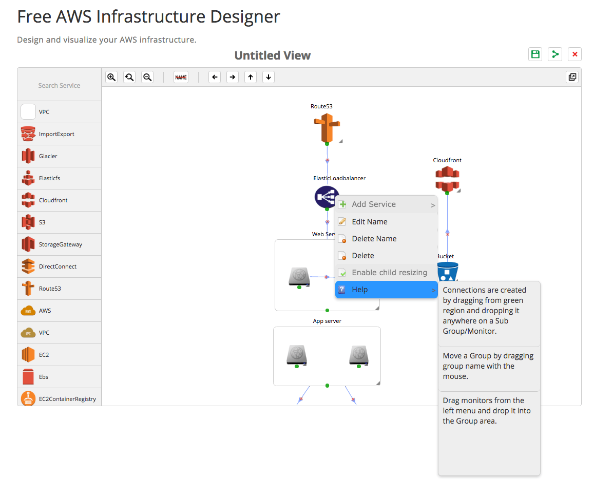 Free Amazon Web Services Aws Infrastructure Designer