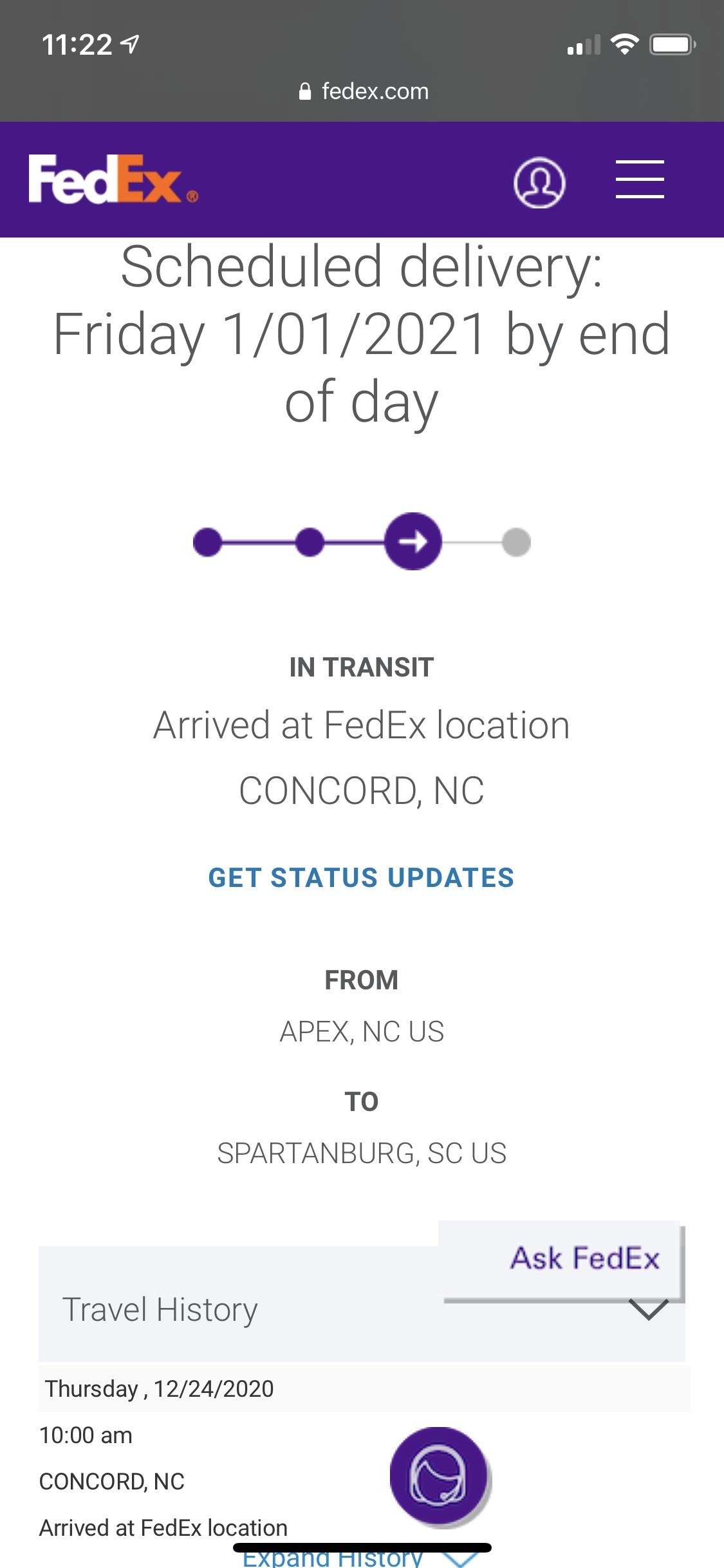 Can You Track A Fedex Truck : track, fedex, truck, FedEx, Reviews, Fedex.com, Sitejabber