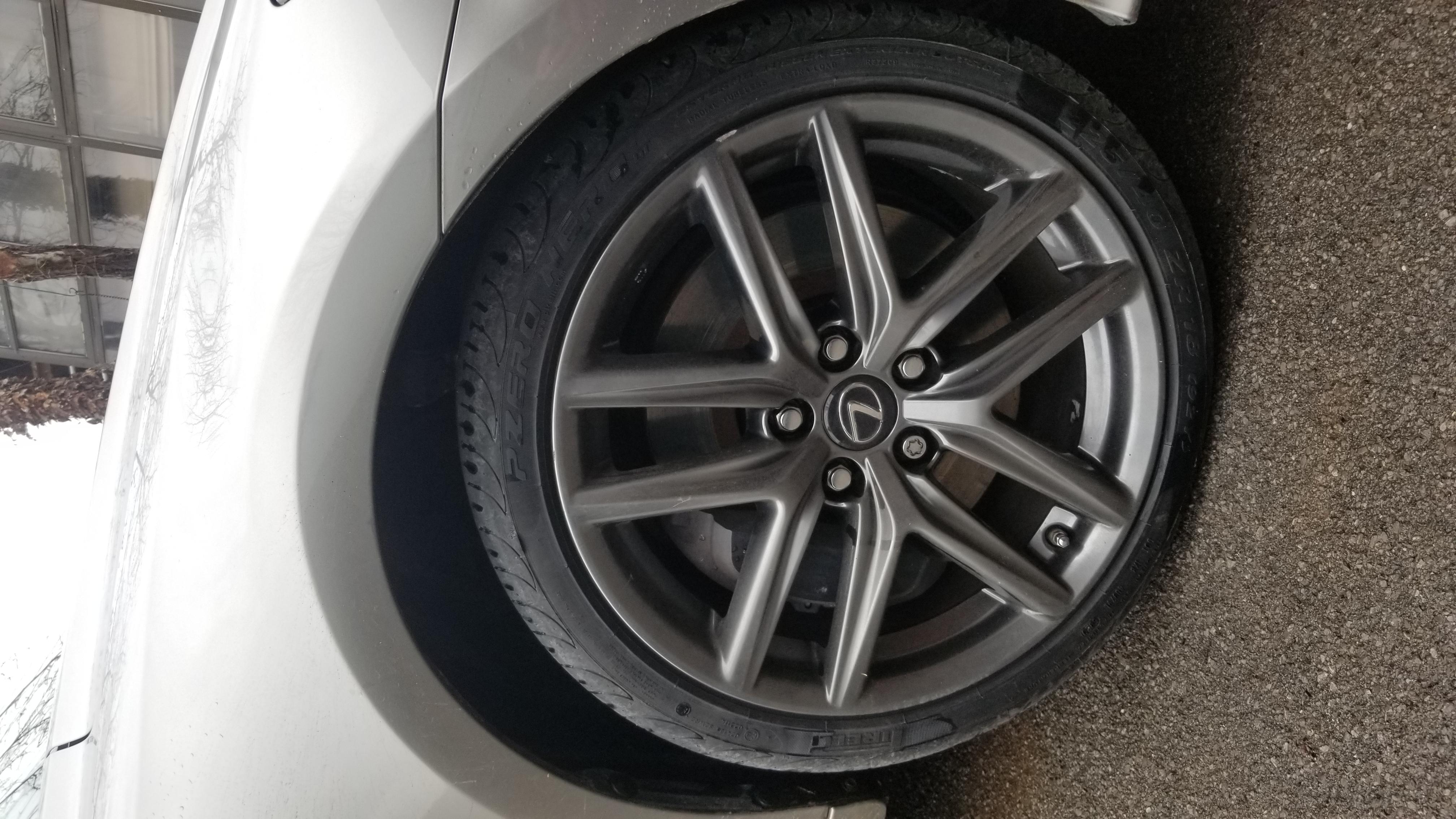 tire rack road hazard claim