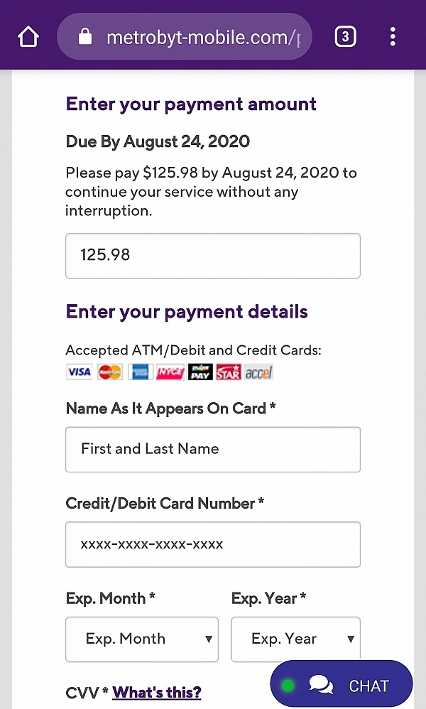 How To Pay Metro Pcs Phone Bill : metro, phone, MetroPCS, Reviews, Metropcs.com, Sitejabber