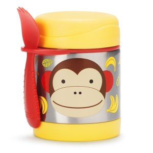 SKIP HOP Termo Zoo Macaco