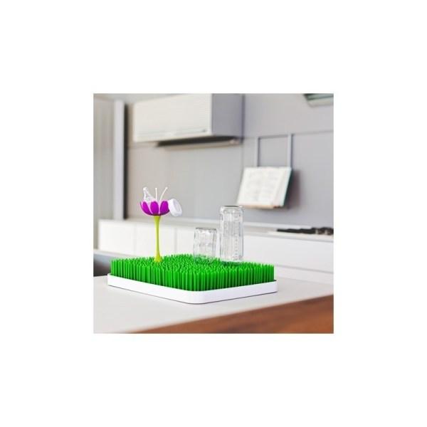 BOON - Acessório para Escorredor Flor Azul