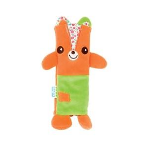 SARO Proteção cinto de segurança -verde-laranja