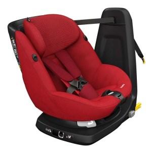 Bebé Confort - Cadeira Auto Axissfix I-Size - Robin Red