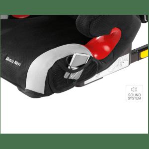 Recaro - Cadeira Auto Monza Nova 2 Seatfix - Aluminium Grey